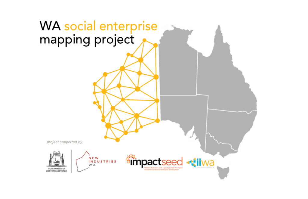 WA Social Enterprise Map